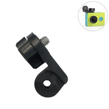 цена на Go Pro Accessories Aee Tripod Mount Adapter for Go pro 7 6 5 4 Sonys/Aee AS15 AS30 AS100V Yi 4K Sj8 pro H9R DJI OSMO Action