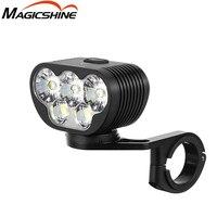 Magicshine triler 8000S luce anteriore per bici max 8000 Lumen fascio di lancio 315 M ricarica USB 4*5000mAh 21700 batterie agli ioni di litio