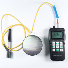 THL180 portable Leeb Hardness Tester with D test block and D impact device