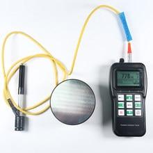 Testeur de dureté Leeb THL180 portable, avec bloc de test D et dispositif d'impact D