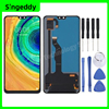 For Huawei Mate 30 LCD Display Touch Screen Digitizer Assesmbly Mate30 TAS-L09 TAS-L29 Replacement Parts With Repair Tool 6.15''