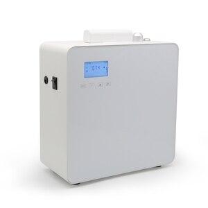 Image 4 - NMT 069 500ML diffuseur de parfum Machine ioniseur dair diffuseur dhuile essentielle parfum purificateur dair pour les centres commerciaux à la maison hôtels
