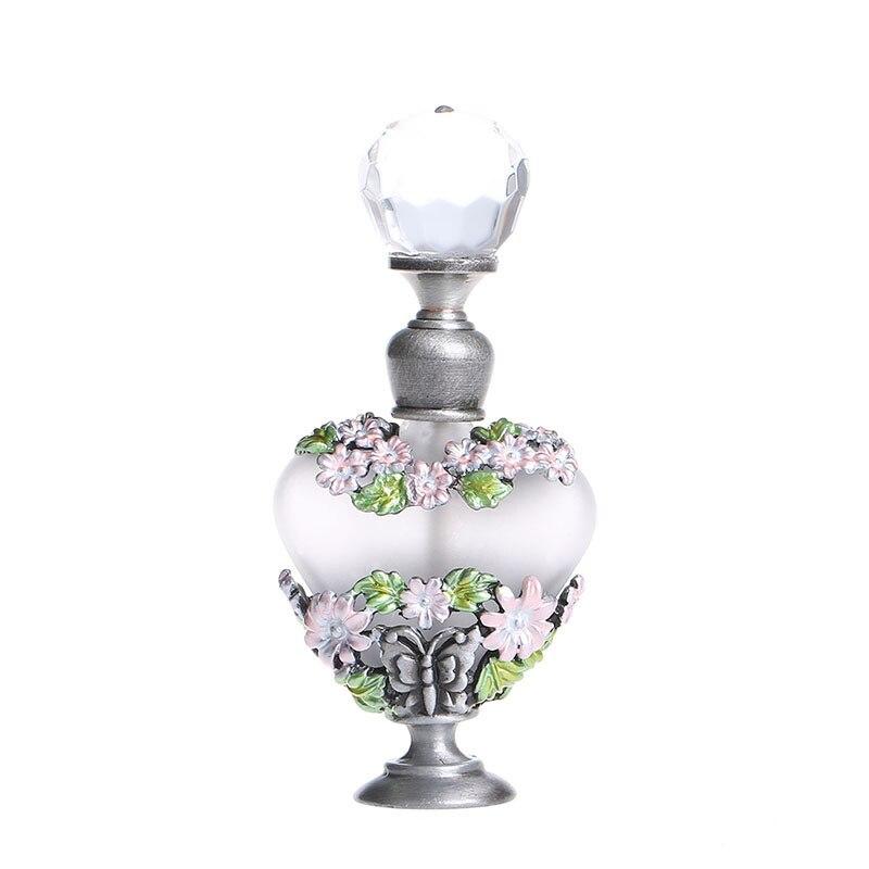Parfum Wadah Vintage Kaca