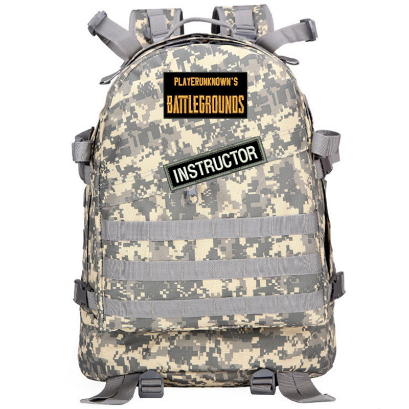 Jedi Survival Chicken Related Products Celebrity Style Chicken Level Three Bag Backpack Men's Shoulder School Bag Travel Bag Lea