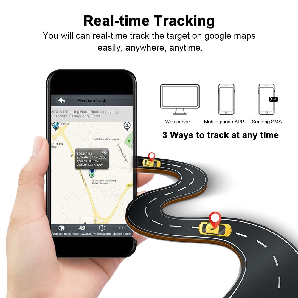 Eaglerich High Quality TK102B MINI Portable Car GPS Tracker GSM GPRS Class 12 TCP IP Built-in GPS Personal Locator GPS Tracker
