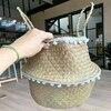 Natural Woven Basket  5