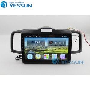 Image 2 - Yessun Auto Android Multimedia Speler Voor Honda Freed Gps Navigatie Grote Scherm Spiegel Link Auto Radio Bluetooth
