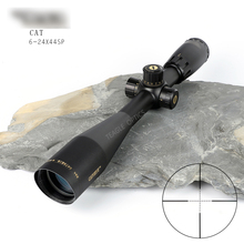Hunting BSA OPTICS 6-24 Tactical Riflescope Without Illumination Rifle Scope Sniper Optic Sight Scopes