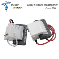 DRAGON DIAMOND 80W High Voltage Flyback Transformer for RECI DY13 Co2 Laser Power Supply