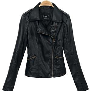 Женская куртка в стиле стимпанк «Sons of Anarchy», пальто майянов, пальто для косплея tv SOA, Женская байкерская куртка на молнии, искусственная кожа, в стиле рок, панк