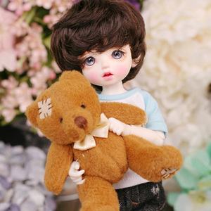 Image 2 - Lalki BJD SD lalki 1/6 bjd lalka chłopiec dla dzieci piękny chłopiec wspólne lalki zabawki dla dzieci