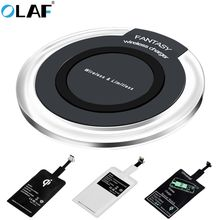 Olaf Qi Wireless Charger Receiver Charging Adapter Receive f