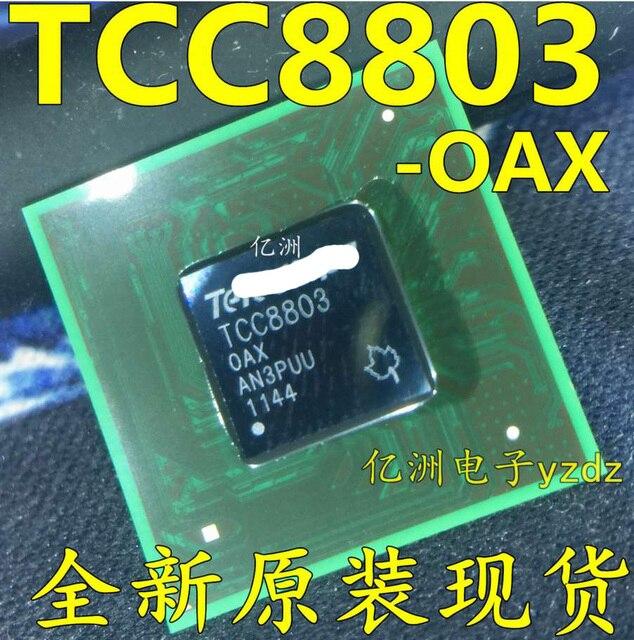 2 個〜 10 ピース/ロット新オリジナル TCC8803 OAX TCC8803 bga 在庫 (ビッグ割引詳細が必要な場合)