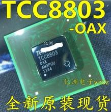 2PCS~10PCS/LOT NEW  Original  TCC8803 OAX  TCC8803  BGA   In Stock  (Big Discount if you need more)