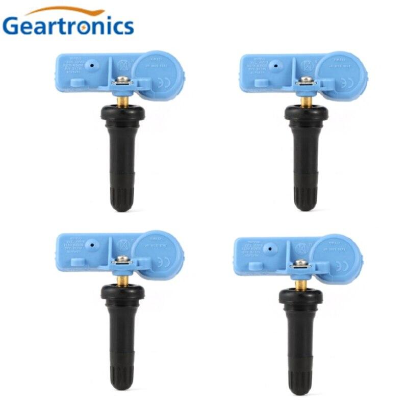 4 pcs Sistema de Monitoramento de Pressão Dos Pneus TPMS Sensor Para Buick Cadillac Chevrolet GMC 13581561 20922901 22853740 433MHZ