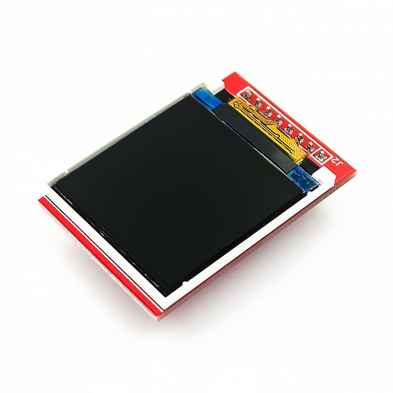 5V 3.3V 1.44 Inch TFT LCD Display Module 128*128 Color Sreen SPI Compatible For Arduino Mega2560 STM32 SCM 51