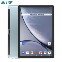 10 inch tablet Android 9 Dual Sim Cards 3G Phone Call 32GB ROM 1280x800 IPS WIFI Bluetooth GPS HD WebCam Youtube Media Pad