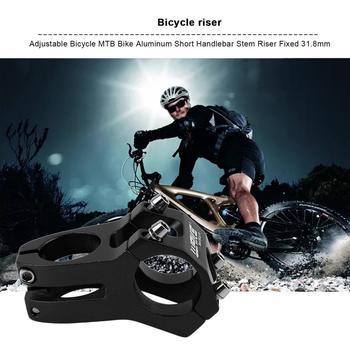 31-8mm-adjustable-Bicycle-Stem-Bicycle-MTB-Bike-Aluminum-Short-Handlebar-Stem-Riser-Fixed-Bike-Bar