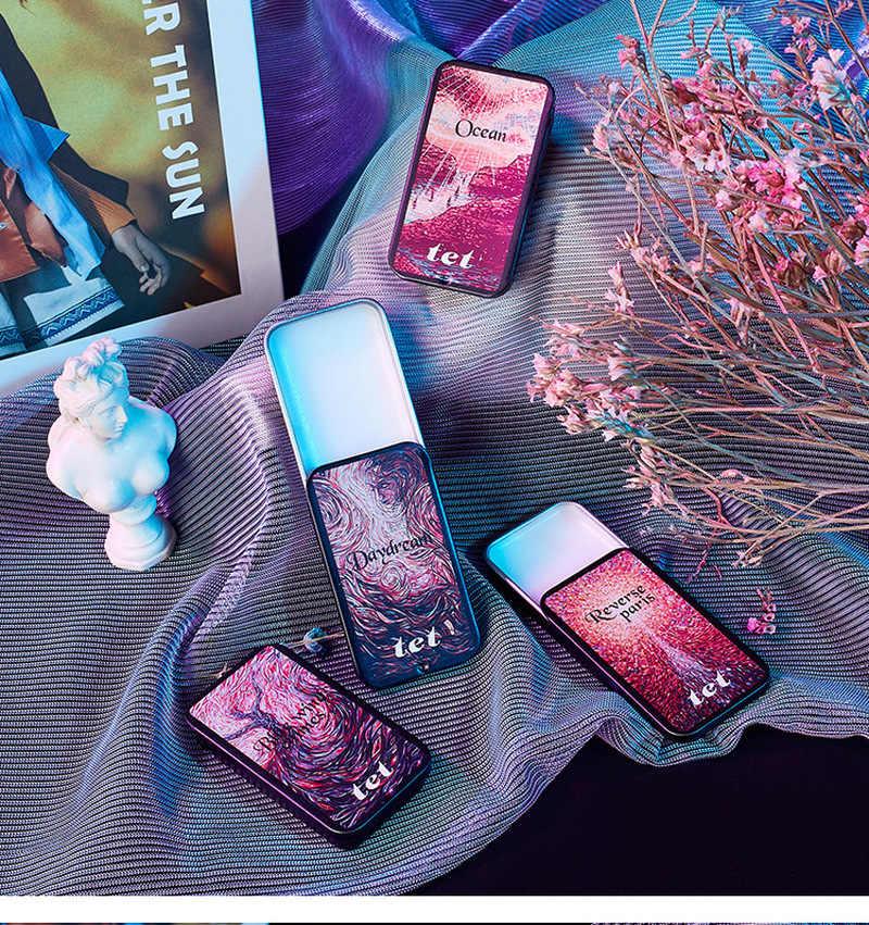 1pc Eau De Parfum 10g Frauen Soild Parfüm Tragbare Box Blume Obst Duft Floral Creme Weibliche Parfum Metall gehäuse