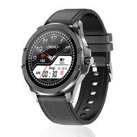SENBONO-reloj deportivo inteligente S11, pulsera con monitor de ritmo cardíaco durante el sueño, multidial, llamadas, recordatorios, 2020