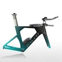 إطار دراجة كربونية للاختبار في وقت القرص لعام 2020 ، دراجة كاملة من الترياتلون الكربونية T700 ، دراجة من الكربون TT