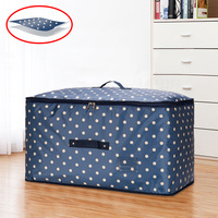 Quilt Storage Bag Wardrobe Organizer For Clothes Cupboards Organizers For Cabinets Double-Deck Add Lining Home Storage Bedroom