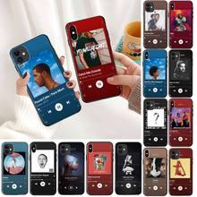 5 SOS Drake Album song Phone Case For iPhone 5s 11 8 7 6 6S Plus 7 plus 8 plus X XS MAX 5 5S XR 11 Pro max SE 2020