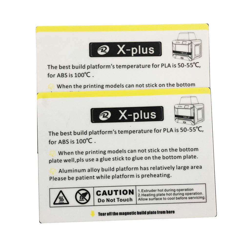 ПК пластина для QIDI TECH X Plus 3d принтер: 1 шт. комплект|Детали и аксессуары для 3D-принтеров|   | АлиЭкспресс