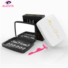 3d Mink Magnetic Eye Lashes False Eyelashes Natural Faux Cils Magnetique Naturel Magnet Fake Eyelashes Extension Tools Supplies