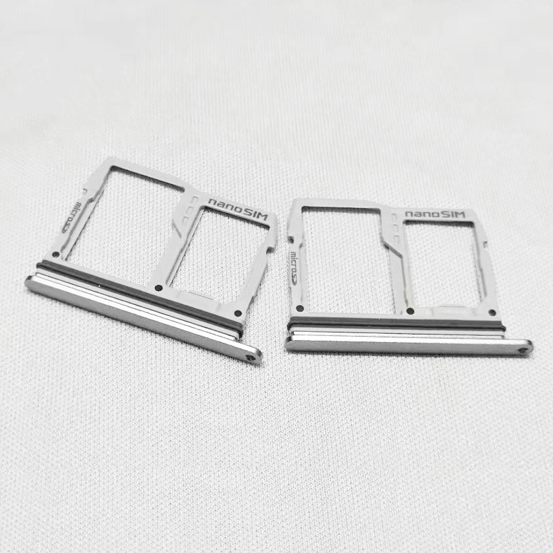 US $1.41 6% OFF|For LG G6 H871 H872 LS993 VS998 H873 Micro Sim Card Holder Slot Tray Replacement Adapters-in SIM Card Adapters from Cellphones & Telecommunications on AliExpress