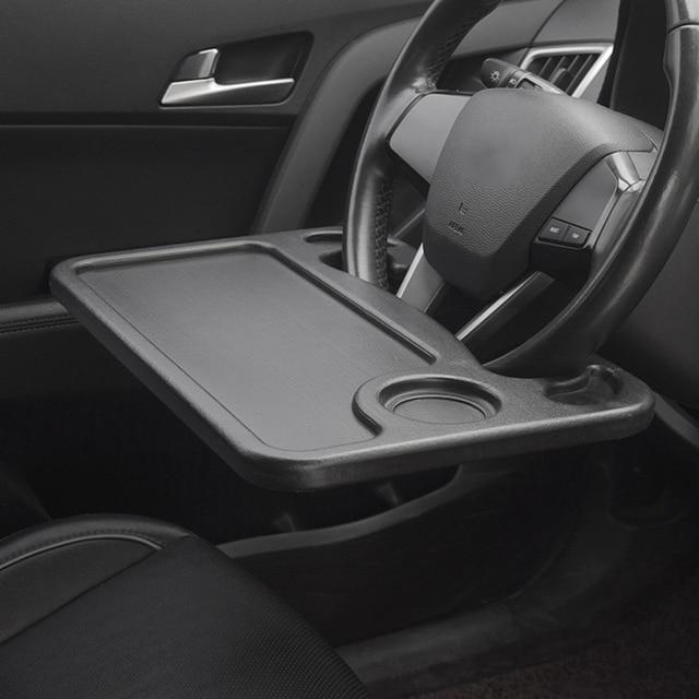 Автомобильный держатель на руль, подставка для автомобильного ноутбука 3