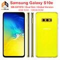 Samsung Galaxy S10e Duos G970FD Dual Sim глобальная версия Exynos 6 ГБ ОЗУ 128 ГБ ROM Octa Core 5,8
