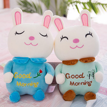25cm Cute Cartoon Rabbit Plush Toys Stuffed Animal Small Toy Doll Children Girls Ragdoll Gift
