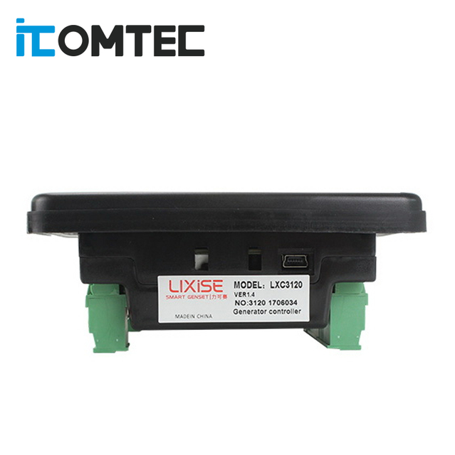 LXC3120 LIXiSE diesel generator ats controller module oringal high quality 3