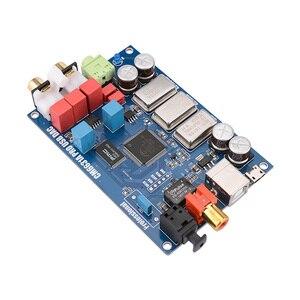 Image 2 - AIYIMA CM6631A dijital arabirim 32/24Bit 192K ses kartı DAC USB I2S/SPDIF koaksiyel çıkış ES9023 bağımsız çözme