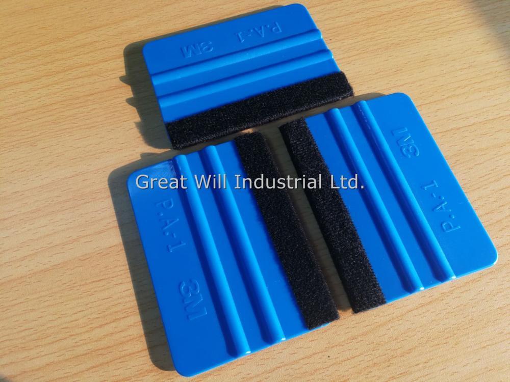 Vinyl Car Wrapping Tools Pro Squeegee Felt Applicator Window Tint Film Install