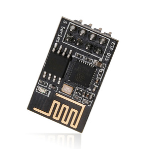 Image 2 - 1pcs New ESP 01S 8266 Serial to WIFI Wireless Transceiver Module Send Receive AP STA