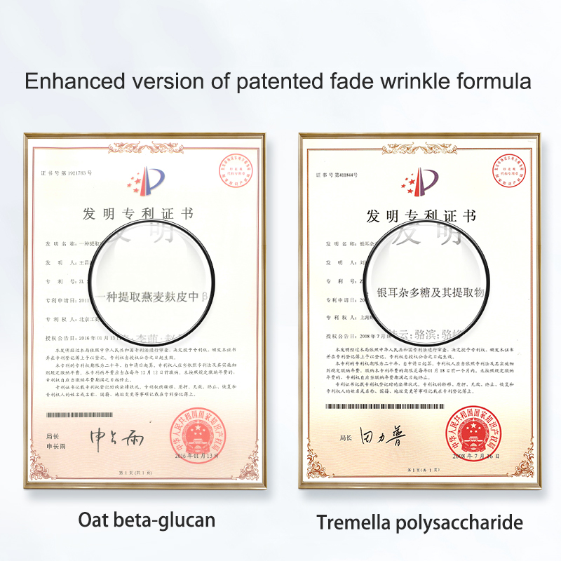 Fonce Double Oller V-Type Neck Cream 120g Massager Nourish Neck Care To Fade Neckline Wrinkle Lifting Firming Brighten Neck Mask 5