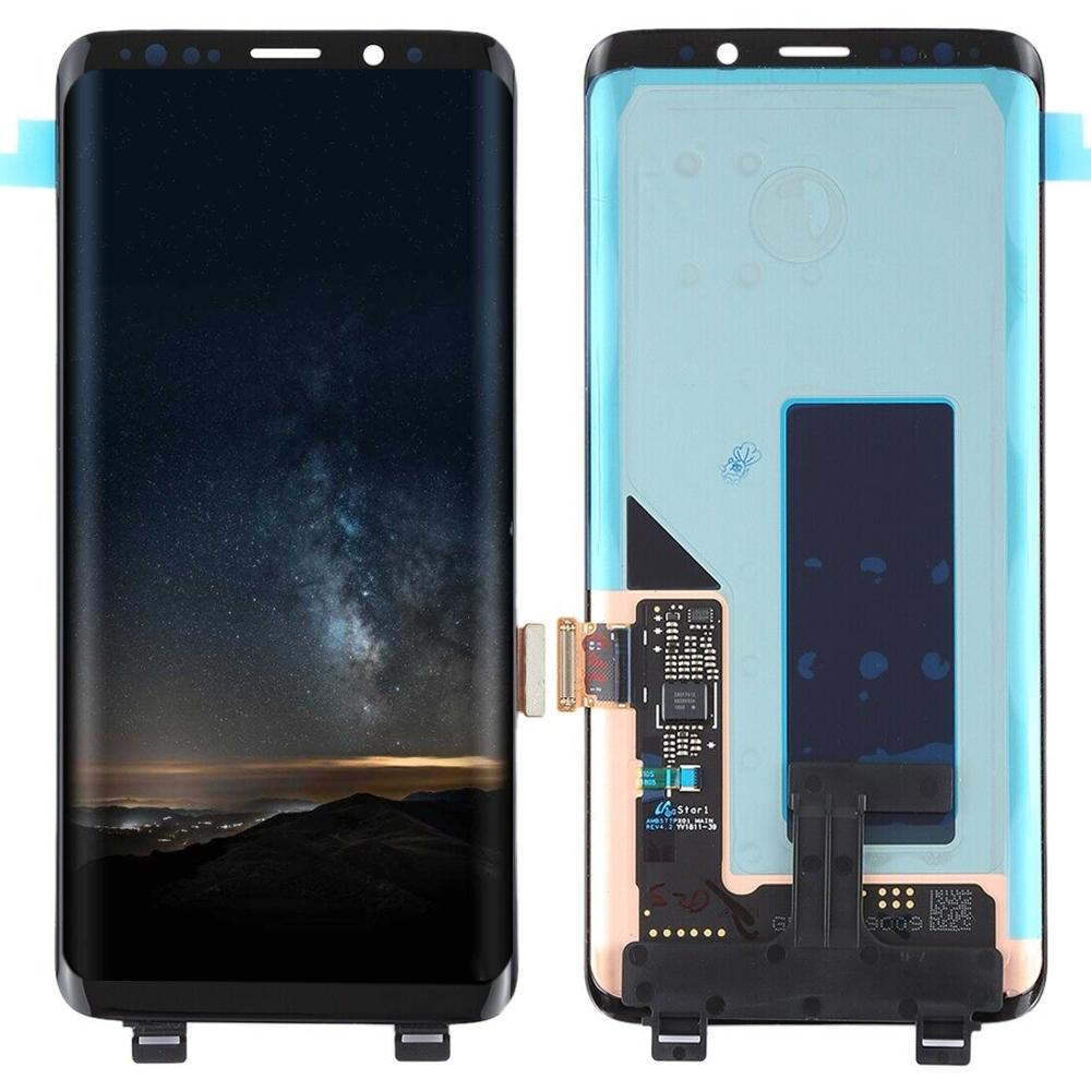 Original Super AMOLED For Samsung Galaxy S7 Edge S8 S8 Plus S9 S9 S10 Plus Note 8 9 Lcd Display Touch Screen Digitizer With Spot