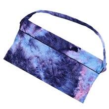 Патио накладной карман окрашивания Открытый складной портативный чехол для кресла для отдыха Сумка Солнце пляжные полотенца из микрофибры бассейн