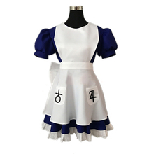 Game Alice Madness Returns Cosplay Costume Custom Made цена