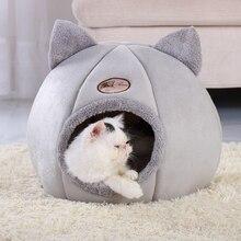 Mat House-Tent Kennel Nest Sofa Pets-Cushion Cat-Supplies Cats-Sleeping-Beds Pet-Kitten