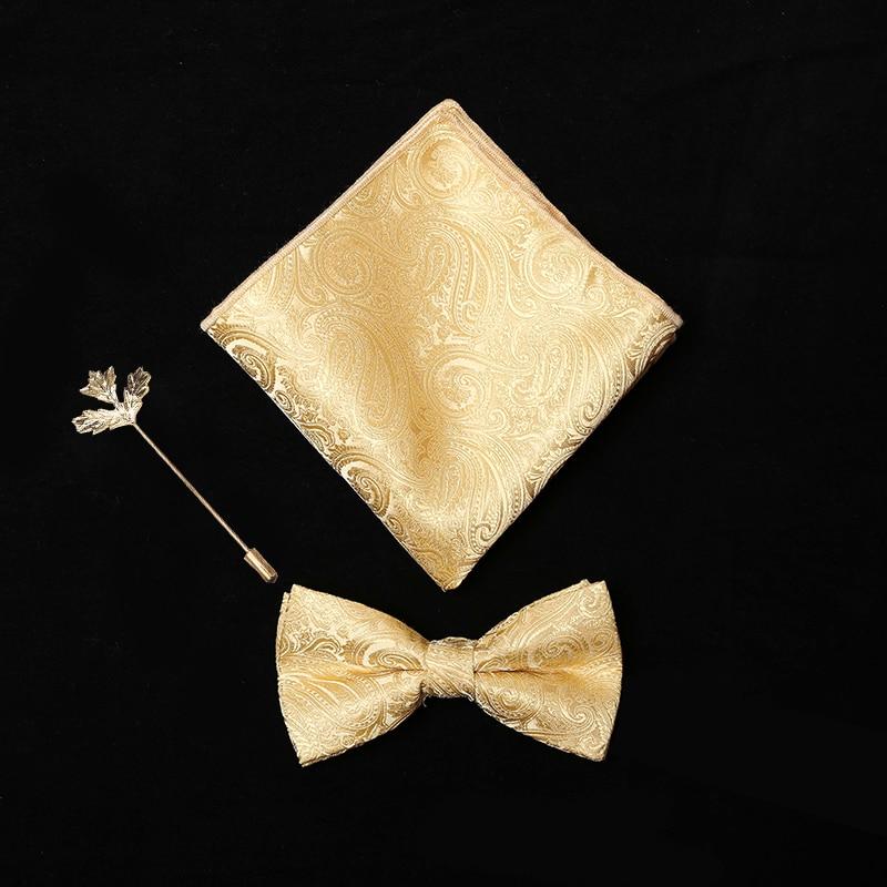 金色 Paisley