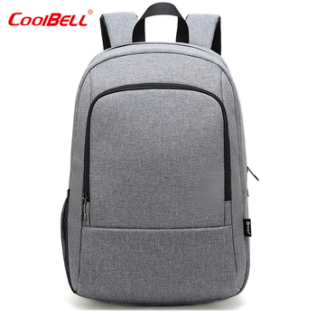 2019 Multi-functional Backpacks Men Business USB Backpacks for Students Schoolbag  Customized Factory Wholesale