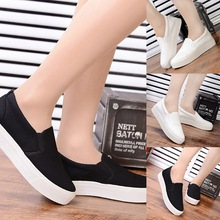 Women's Shoes Women Small White Shoes Casual Homme Female