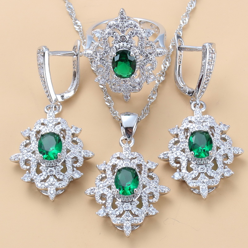 Jewelry Sets 925 Sterling Silver
