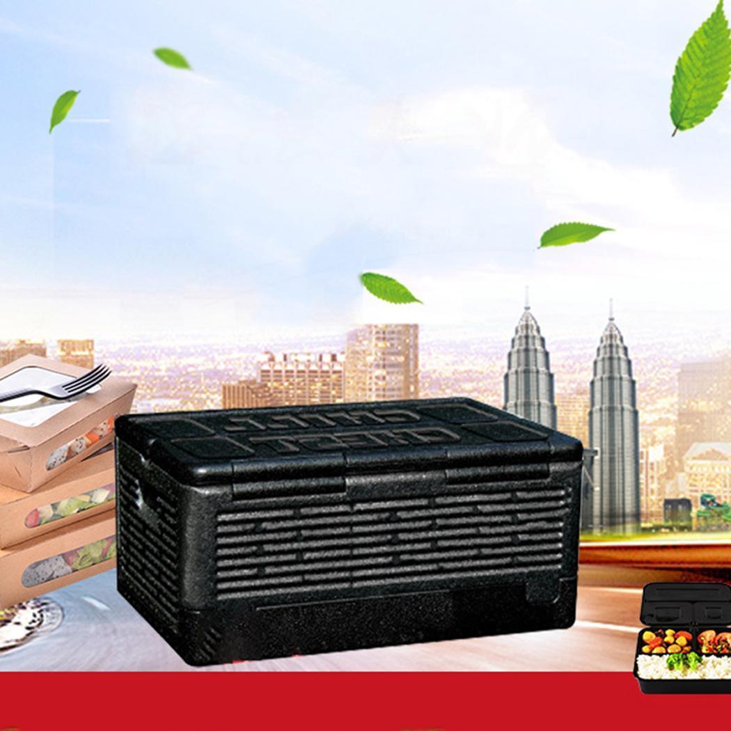 35L Portable Car Refrigerator Food Drink Box Cooler Warmer for Auto Indoor Outdoor Picnic Camping Constant Temperature Fridge