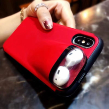 Silicone Case for iPhone 7 8 Pl