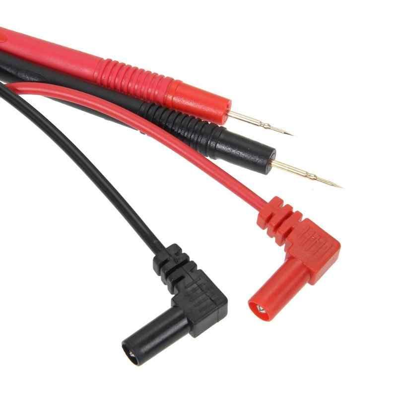 אוניברסלי DIY חוט טיפים מטר טיפ בדיקה מבחן מוביל פין 10A דיגיטלי MultimeterProbe בודק עופרת Probe חוט פן כבלים בית