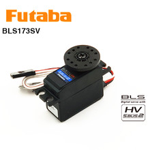 Original Futaba BLS173SV S.Bus2 Brushless Mini Digital Servo Support High Pressure for Helicopter Aviation Toys original futaba s3173svi s bus2 high voltage digital helicopter glider small servo